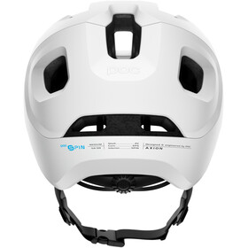 POC Axion Spin Helm, matt white
